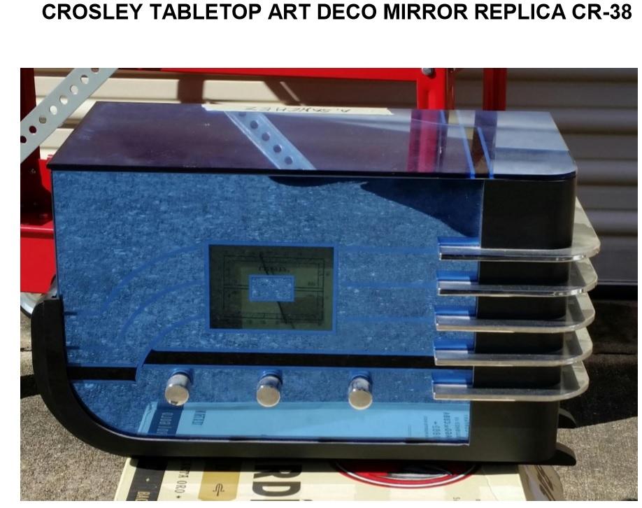 Crosley CR-38 Mirror
